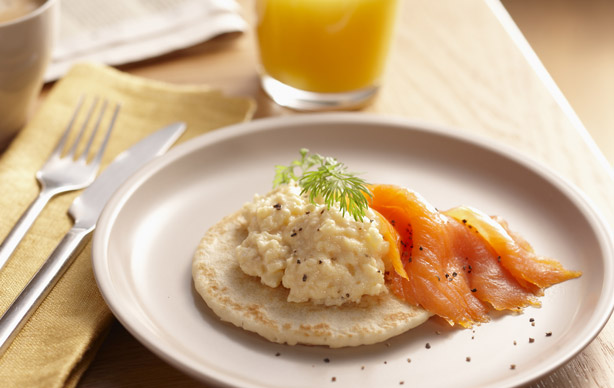 breakfast blini cr pe cuisine
